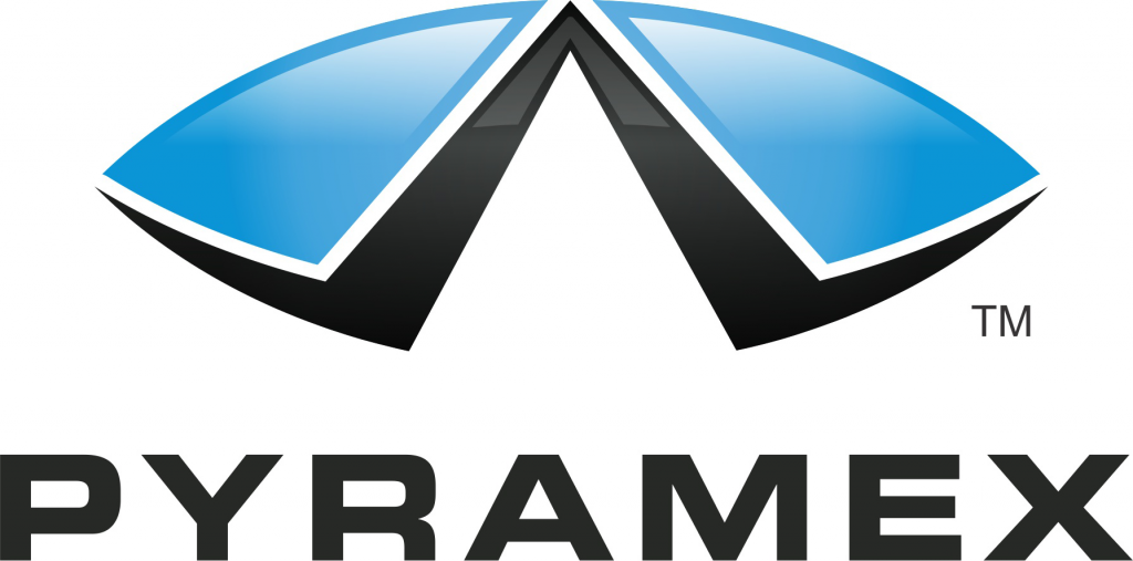 Картинки по запросу pyramex logo